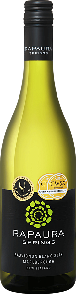 Rapaura Springs Sauvignon Blanc Marlborough, 0.75л