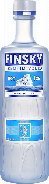 Finsky Hot Ice, 0.5л