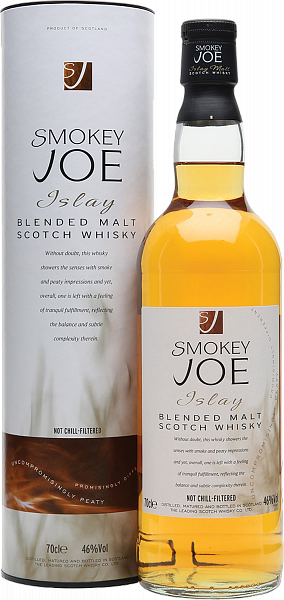 Smokey Joe Isla (gift box), 0.7л